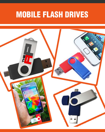Mobile Flash Drives