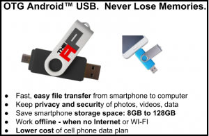 OTG Android USB