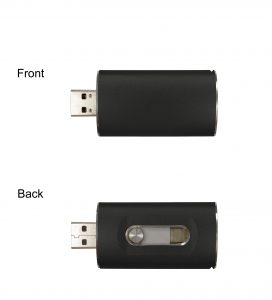 Flash Drives for iPhone Black