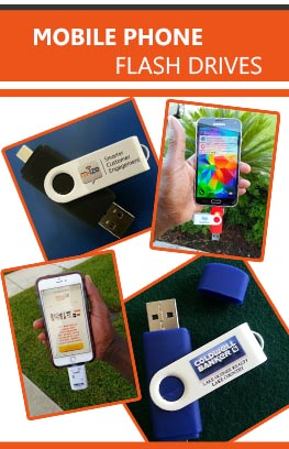 Bulk USB Flash Drives Mobile